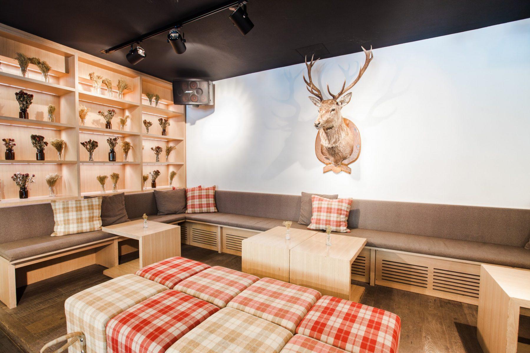 Restaurant Ferdinand du Cervo à Zermatt