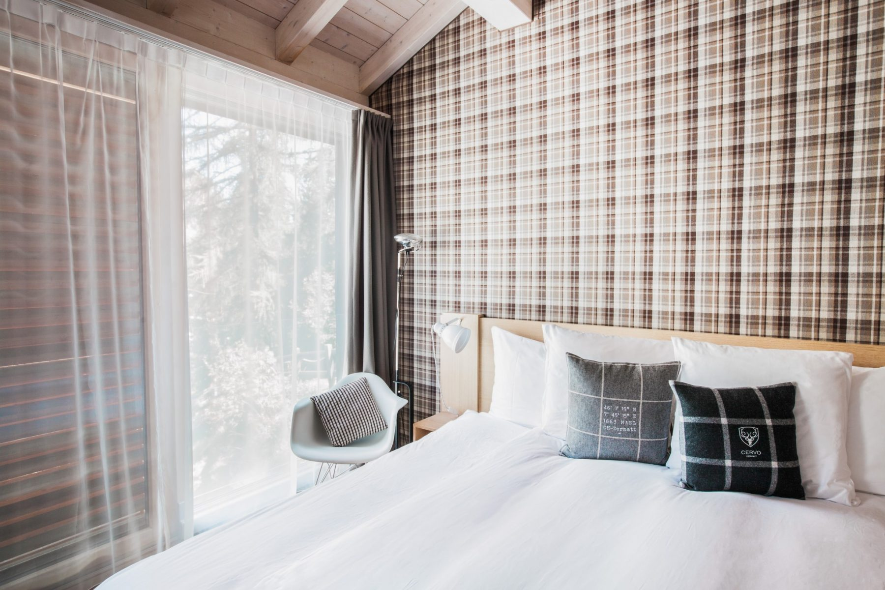 Chambre au Cervo à Zermatt