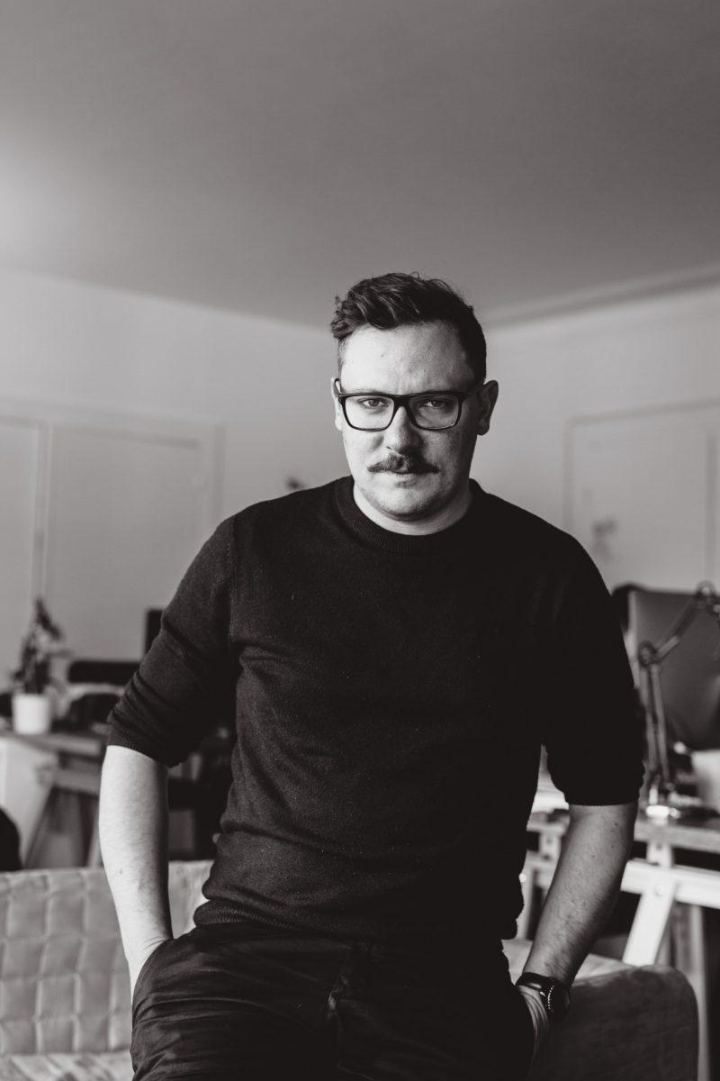 Jean-Louis de l'Équipe de Nuit au Panorama Coworking